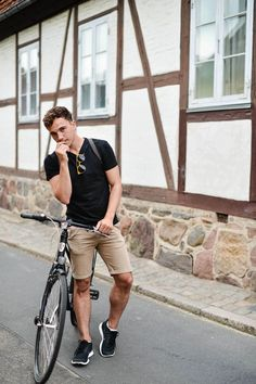 mens fashion style - I like these shorts