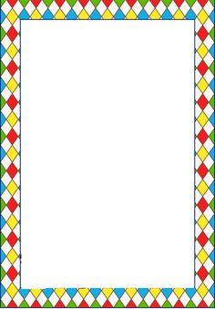 Resultado de imagen para marcos y bordes decorativos