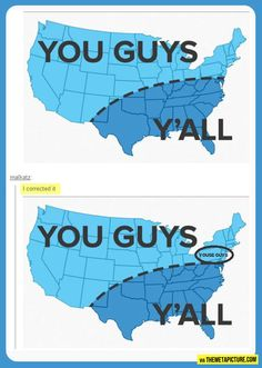 164 best i be linguist dialectology images on pinterest english american slang map sciox Gallery