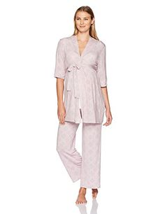 c0f01349094 Everly Grey Womens Maternity Roxanne Pj Set Vintage S -- Be sure to check  out this awesome product.