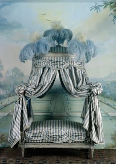 tout ceci est magnifique: Dans lOrangerie du Château de Vendeuvre, des miniatures exquises (magnificent larger scale miniature)