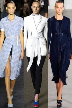 The New York Spring 2015 Runway Report  - HarpersBAZAAR.com