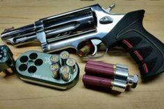 Taurus Judge |11 Types of Guns That Will Keep You Alive Come Doomsday