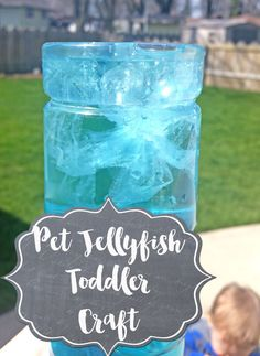 Make a pet jellyfish