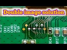 Sony Lcd Tv, Sony Led, Electronics Basics, Electronics Projects, Double Image, Lcd Television, Tv Panel, Electronic Circuit Projects, Tv Display