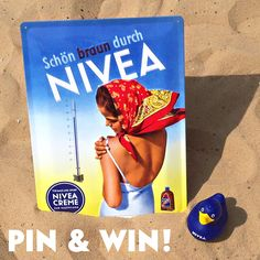 Pin & Win! #NIVEA #Summer #Contest #Win #DIY