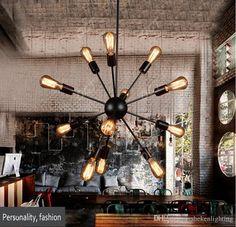 2016 New Arrivals 12/18 Classic Led Edision Lamps Luxury Vintage Industrial Lighting 85 265v Hedgehog Style Pendant Lights Led Chandelier Kitchen Pendant Lights Outdoor Pendant Lighting From Shekenlighting, $211.55| Dhgate.Com