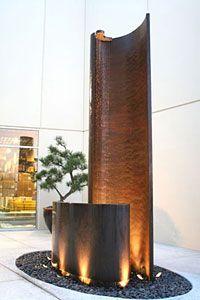 Copper and Bronze Sculpture