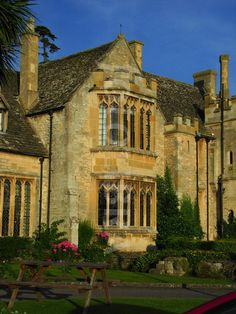 Tudor Architecture tudor architecture - a classic example of the use of black and