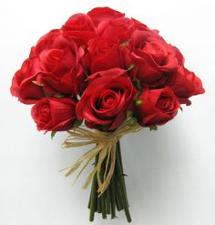 Michaels.com Wedding Department: Ashland™ Classic Traditions Collection Red Mini Rose Bundle Stem This Red Mini Rose Bundle Stem from the Classic Traditions Collection is ideal for the do-it-yourself wedding, shower or luncheon.