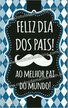 Feliz Dia dos Pais! Ao melhor pai do mundo ! ❤