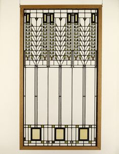 Frank Lloyd Wright - Windows [via @Shelly Figueroa Priebe  Correct]