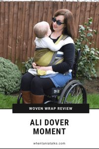 Looking for a classic timeless woven wrap that's soft, strong all cotton? Find out how I got on with Ali Dover Moment, a gorgeous baby wrap! Kids Health, Children Health, Women's Health, Woven Wrap, Health Resources, Special Needs Kids, Baby Wraps, Family Day, Timeless Classic