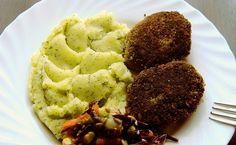 Kuchnia bez glutenu (też wegańska od maja 2017 r.): Wegańskie kotleciki z czerwonej soczewicy #18