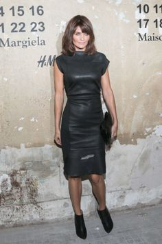 Helena Christensen Maison Martin Margiela for H