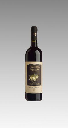 "Cannonau di Sardegna ""Nepente di Oliena"", Cantina Oliena (Sardinien)"