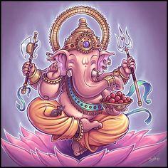 Love u ganesha. Ganesha Drawing, Lord Ganesha Paintings, Ganesha Art, Ganesh Chaturthi Greetings, Ganesh Chaturthi Images, Ganesh Tattoo, Baby Ganesha, Sweet Drawings, Ganesha Pictures