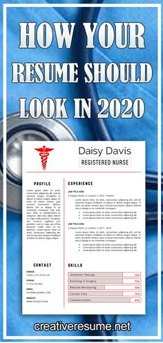 Creating a standout registered nurse resume is the first step to landing your ideal job. Our nurse resume template will help you impress hiring managers.