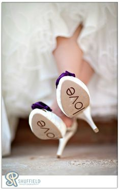 Wedding Shoes - Weddbook | Weddbook.com