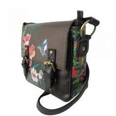 The Havana mini bag from Disaster Designs is a beautiful, tropical hummingbird design. Perfect for taking anywhere, it can be worn across your body. Disaster Designs, Body Bag, Fashion Handbags, Handbag Accessories, Havana, Mini Bag, Messenger Bag, Diaper Bag, Satchel
