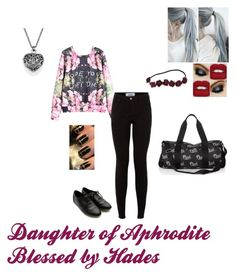 Daughter of Aphrodite;Blessed by Hades Girly Outfits, Cute Outfits, Fashion Outfits, Womens Fashion, Fashion Ideas, Daughter Of God, Daughters, Percy Jackson Outfits, Greek Fashion