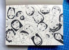 Faces by Fariza Azlina Isahak http://www.timitimitonga.blogspot.com/2013/05/faces.html