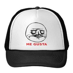@@@Karri Best price          Me Gusta Face with Text Mesh Hat           Me Gusta Face with Text Mesh Hat online after you search a lot for where to buyDiscount Deals          Me Gusta Face with Text Mesh Hat today easy to Shops & Purchase Online - transferred directly secure and trusted checkout...Cleck Hot Deals >>> http://www.zazzle.com/me_gusta_face_with_text_mesh_hat-148363357344442148?rf=238627982471231924&zbar=1&tc=terrest
