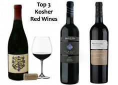 Top 3 Kosher Red Wines from Skyview Wines & Spirits. Click image for promo code to get extra savings!