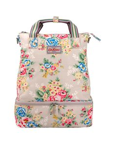 Cath Kidston | Multicolor Double Decker Backpack | Lyst