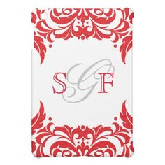 Monogram Victorian Red Flourish Mini Ipad Case Case For The iPad Mini today price drop and special promotion. Get The best buyHow to          Monogram Victorian Red Flourish Mini Ipad Case Case For The iPad Mini today easy to Shops & Purchase Online - transferred directly secure and ...