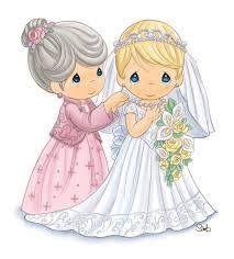 moms having fun Precious Moments Wedding, Precious Moments Quotes, Precious Moments Figurines, Comic Pictures, Cute Pictures, Precious Moments Coloring Pages, Tatty Teddy, Cute Comics, Cute Images
