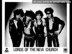 The Lords of the New Church - New Church