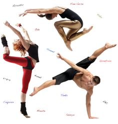 The dancer. Modern style dancer posing on studio background , The dancer. Dance Moves Names, Jazz Dance Moves, Dance Jumps, Dance Images, Dance Pictures, Dance Pics, Alvin Ailey, Royal Ballet, Dance Terminology