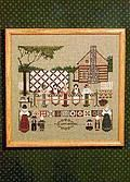 Piecemakers II - Cross Stitch Pattern