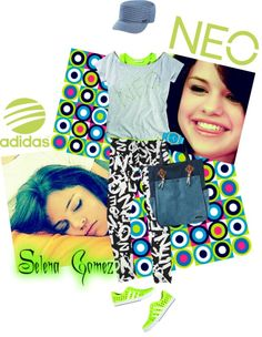 """""""SeLena Goes NEO"""" by reenz ❤ liked on Polyvore"""
