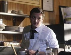 Jeremy Renner in The Unusuals