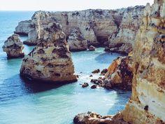 Portugal_algarve praia da marinha @Lovelyforliving