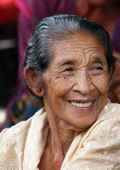 Golden Smile in Bali