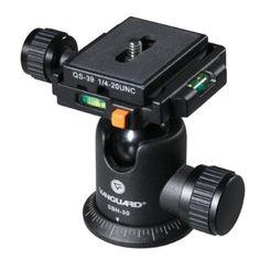 Vanguard SBH-30 - Rótula de bola para cámara (aleación de magnesio, 2 niveles) de VANGUARD Precio: EUR 54,56