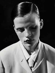 Androgynous Inspiration For Chic CODE | tongue in chic