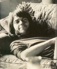 Neil Young photographed by Ann Moses in 1967.