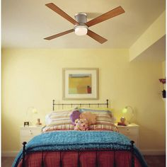 Inlet ceiling Fan by Fanimation Fans @fanimationfans