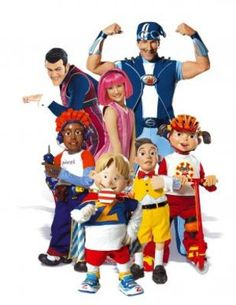 LazyTown poster, t-shirt, mouse pad Lazy Town Characters, Disney Characters, Fictional Characters, 2000s Kids Shows, Nickelodeon Shows, Boston Terrier Dog, Movies Showing, Nostalgia, The Past