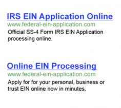 A Company Identification Number (EIN) is also known as a Federal Tax Identification Number, and is utilized to recognize a company entity. Normally, bus...