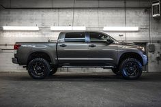 Custom Fully Loaded & Lifted 2012 Toyota Tundra Limited TRD Off Road 4x4