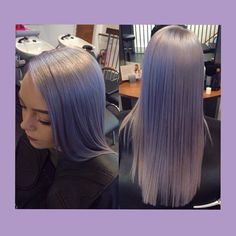 Lovely Lilac created by our Level 3 Stylist Lauren
