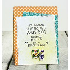 Card created by designer Michelle Whitlow using the Sweet Stamp Shop Rules of Love stamp set