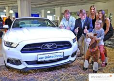 FORD Mustang GT bei Ford Sintschnig - http://eventfotos24.at/ford-mustang-gt-bei-ford-sintschnig/