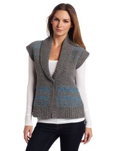 Pendleton Women's Fair Isle Sleeveless Cardigan Sweater Pendleton. $58.67. 24 inch Length. Dry Clean Only. Lambswool. 100% Lambs Wool. Made in China