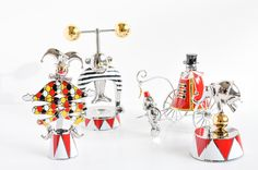 Alessi Circus ltd edition collection by Marcel Wanders — available at Corifeo Brasschaat — www.corifeo.be
